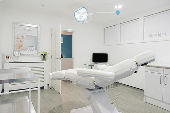 About Altruderm Cosmetic Clinic Glasgow